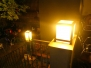 Antic Teatre\'s terrace lighting